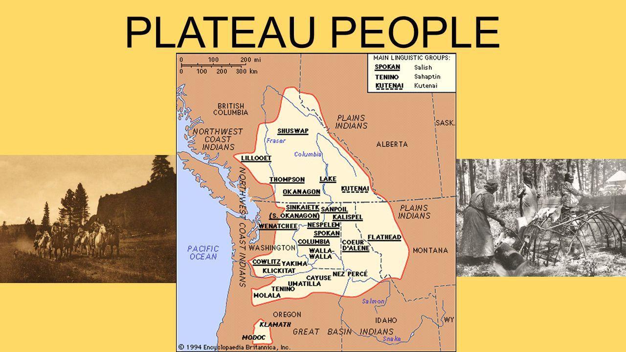 PLATEAU PEOPLE