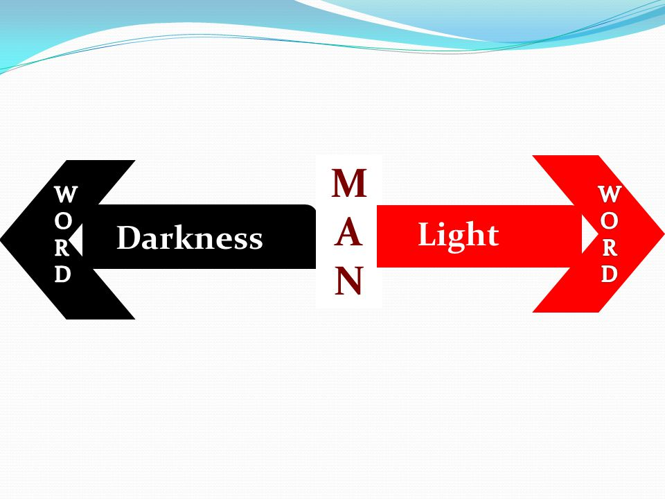 MANMAN Light Darkness