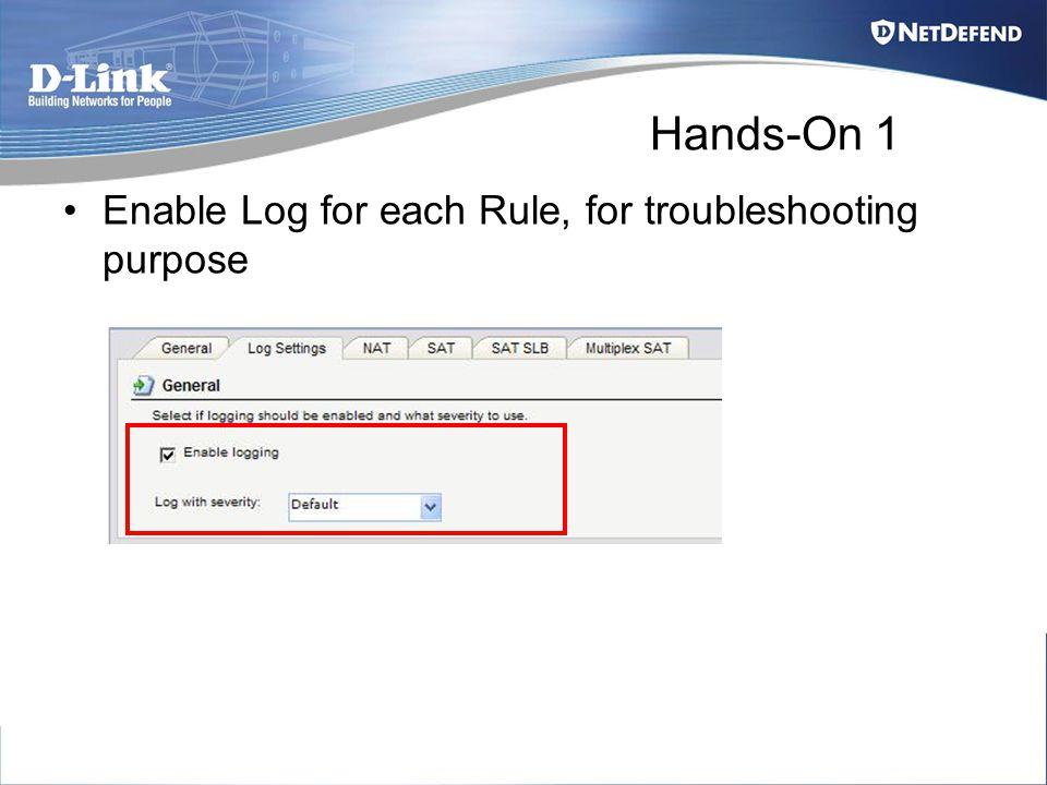 Hands-On 3 IPsec Hub and Spoke
