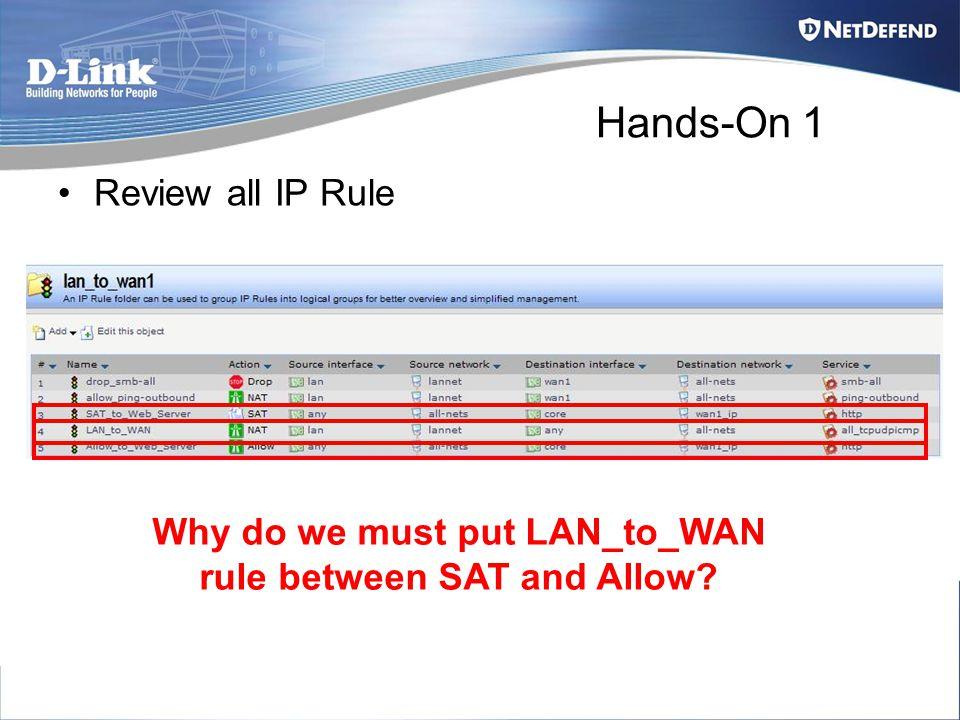 Hands-On 3 Spoke Surabaya Local Net : 192.168.2.0/24 Remote Net : 192.168.0.0/24 (Hub Jakarta) and 192.168.1.0/24 (Spoke Bandung) Remote Gateway : 202.1.1.2 (Hub Jakarta WAN) Create Address Book like this below :