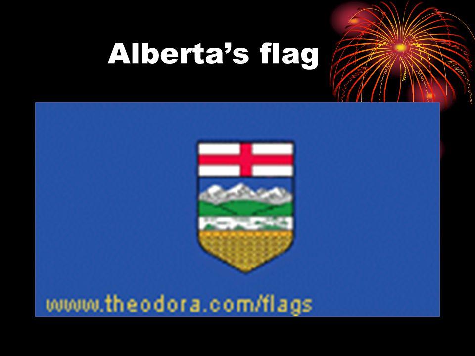 Alberta's flag