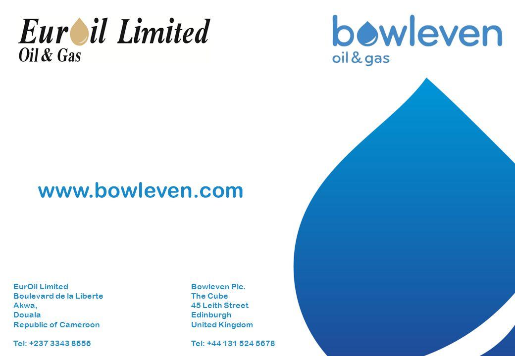 www.bowleven.com Bowleven Plc.