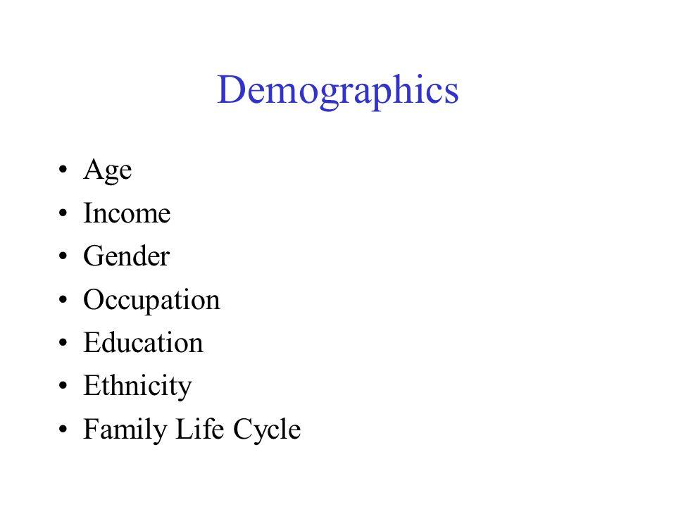 Segmentation Variables Situation Segmentation Psychographic Segmentation Geographic Segmentation Behavior/Usage Segmentation Demographic Segmentation Benefits-Sought Segmentation
