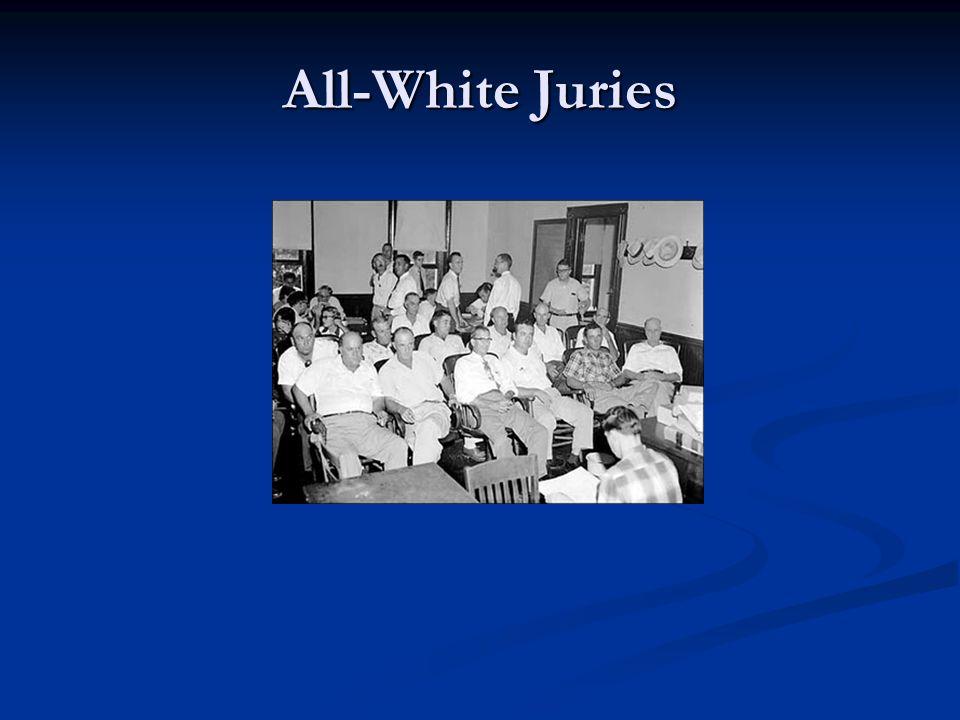 All-White Juries