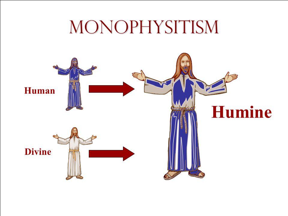 Monophysitism Divine