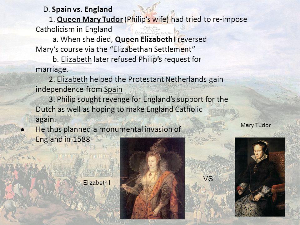 D. Spain vs. England 1.