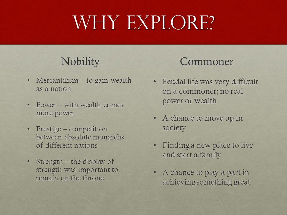 Why explore.