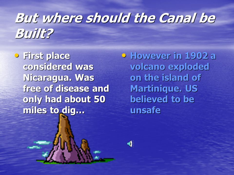 The Panama Canal When TR became President he wanted to… When TR became President he wanted to… To do this the US agreed to the Hay- Pauncefote Treaty with the French To do this the US agreed to the Hay- Pauncefote Treaty with the French Build a Canal across Central America Build a Canal across Central America Keep Europe out of Latin American affairs.