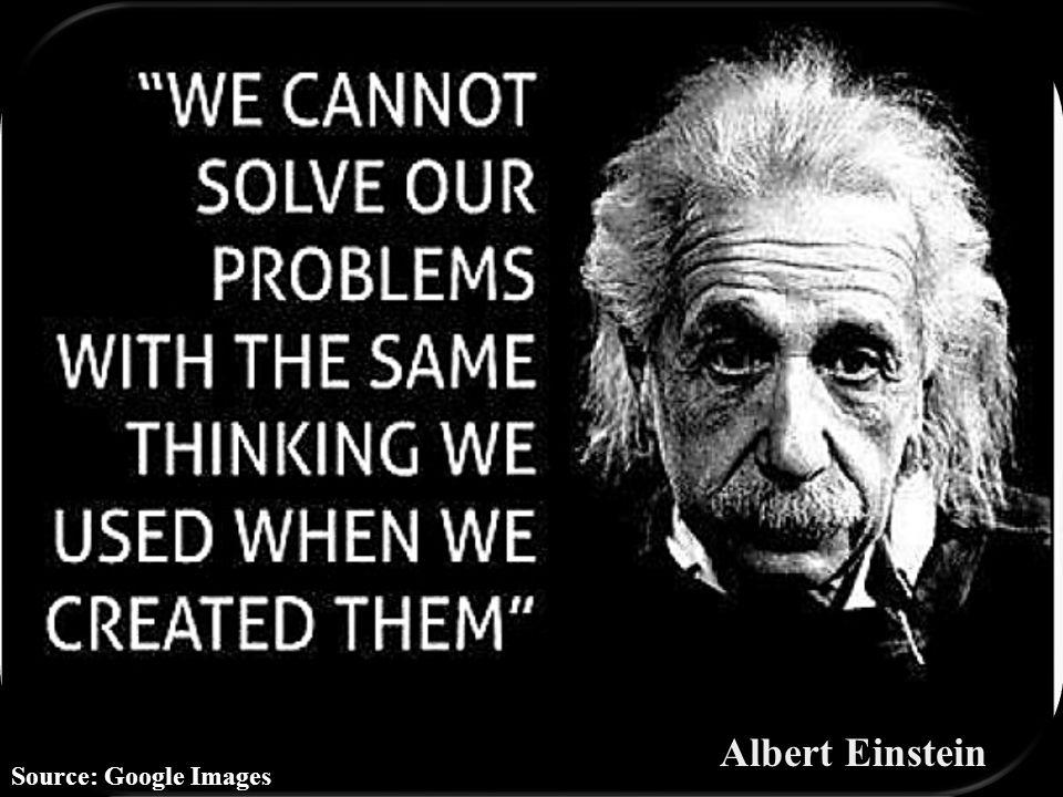 Albert Einstein Source: Google Images