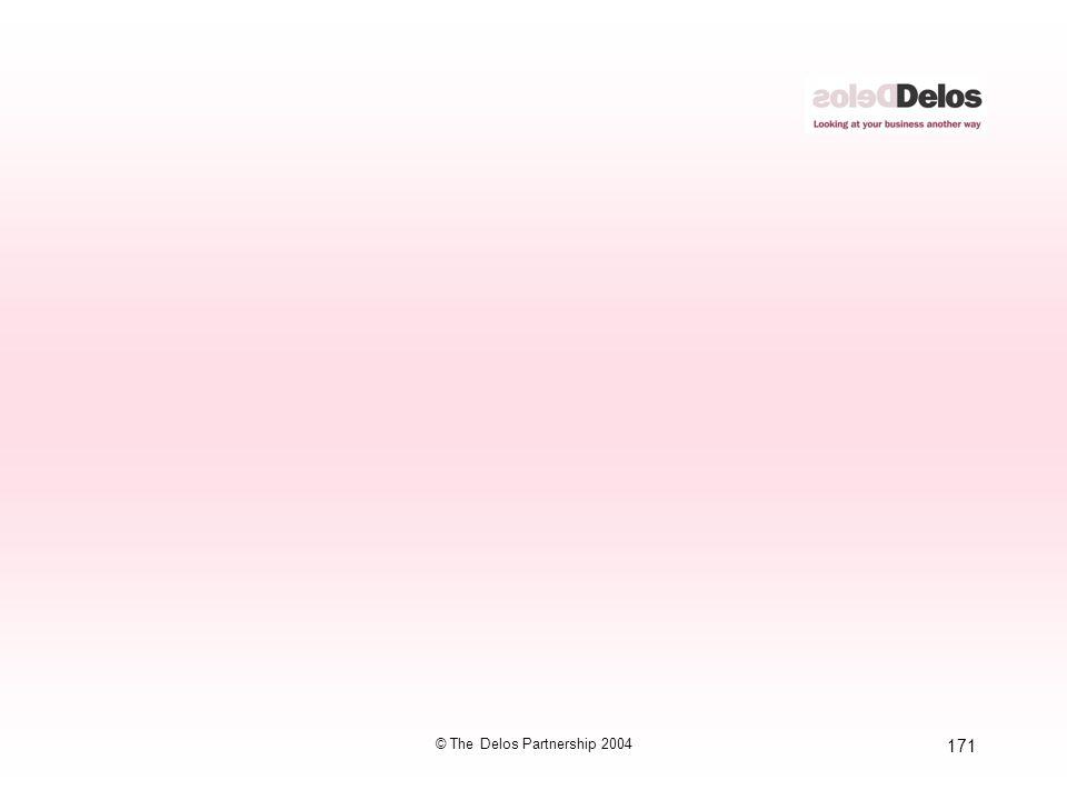 171 © The Delos Partnership 2004