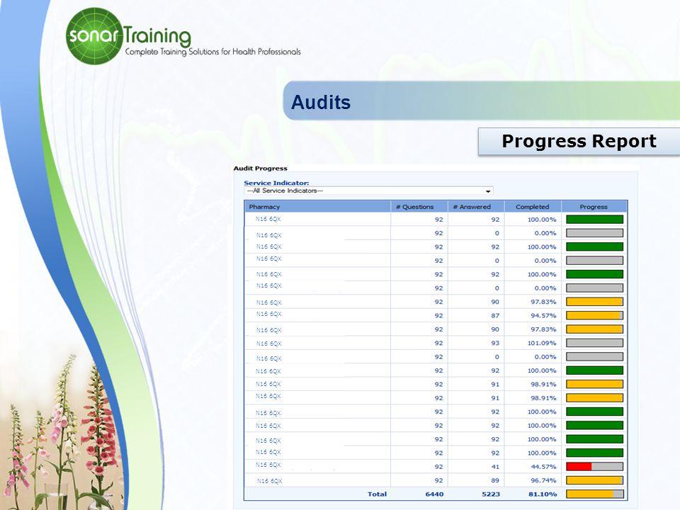 Audits Assessments