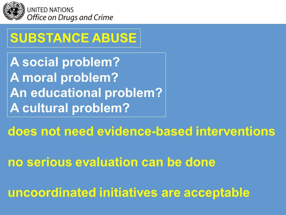 addiction treatments as rhetoric masquerading as medicine...