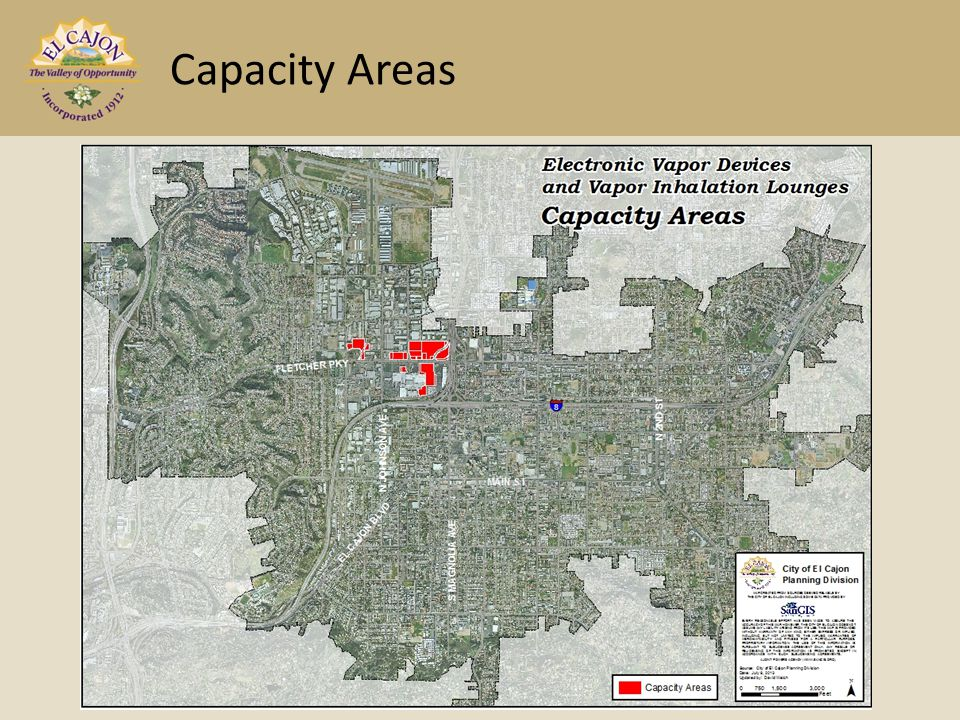 Capacity Areas
