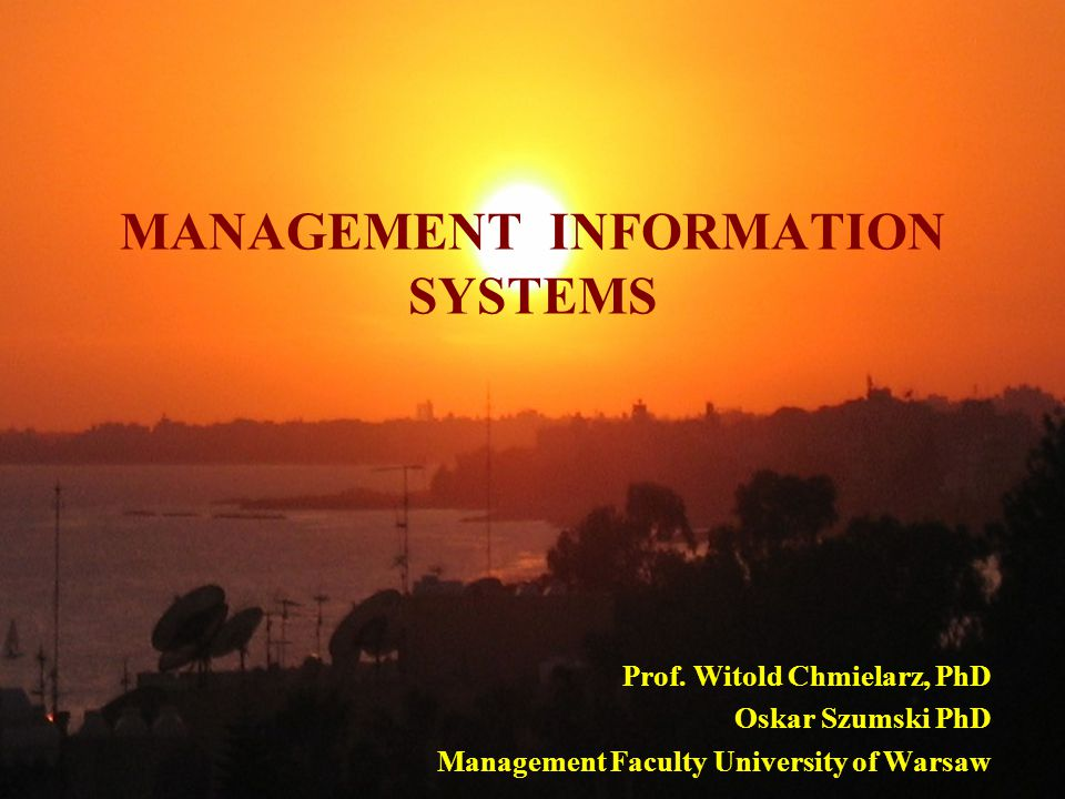 152 Integrated Information Enterprise Systems Following conditions must be satisfied: common information handling for the whole organization - the information is collected only once, and sent to every processes to use it, unique collection system, transforming and information sending, unique media collection and information handling, common tools and system development procedures, unique user dialogue procedures.