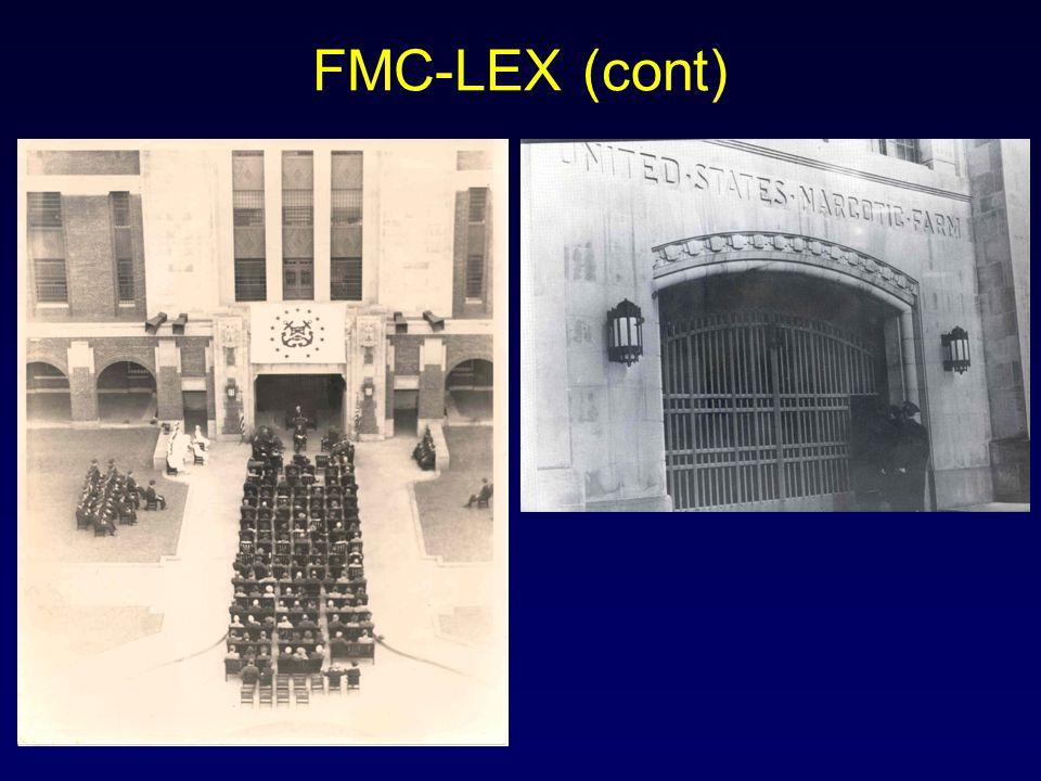 FMC-LEX (cont)
