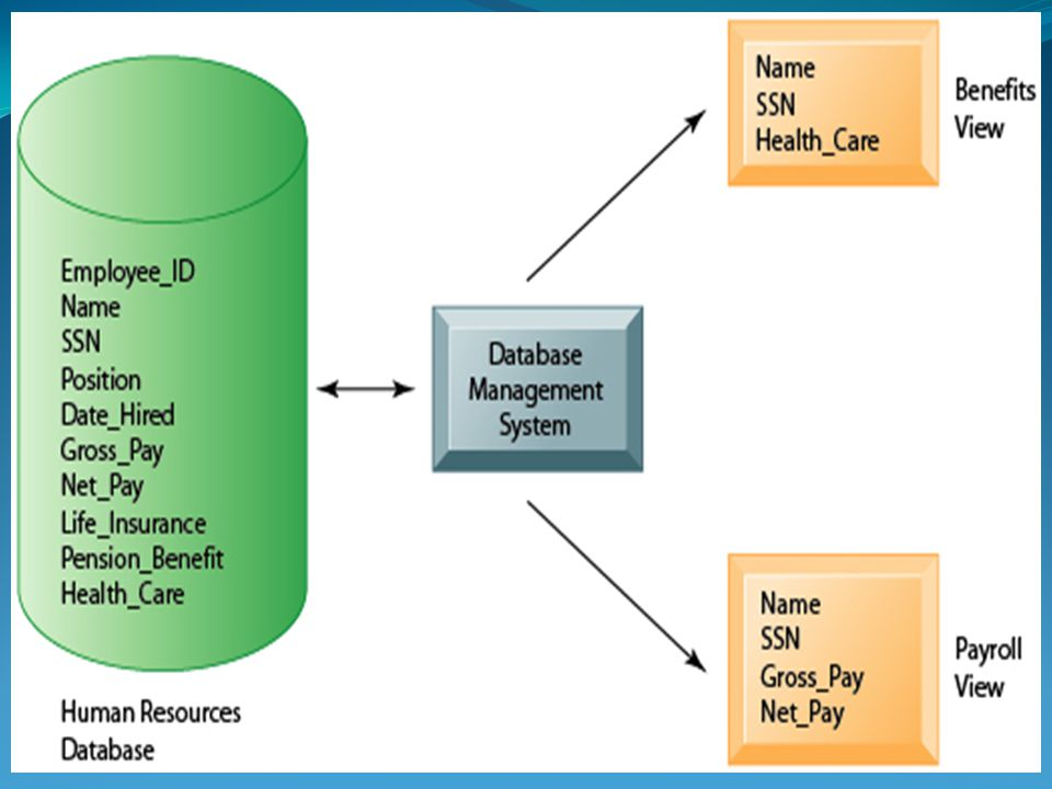DBMS Relational DBMS Object-Oriented DBMS