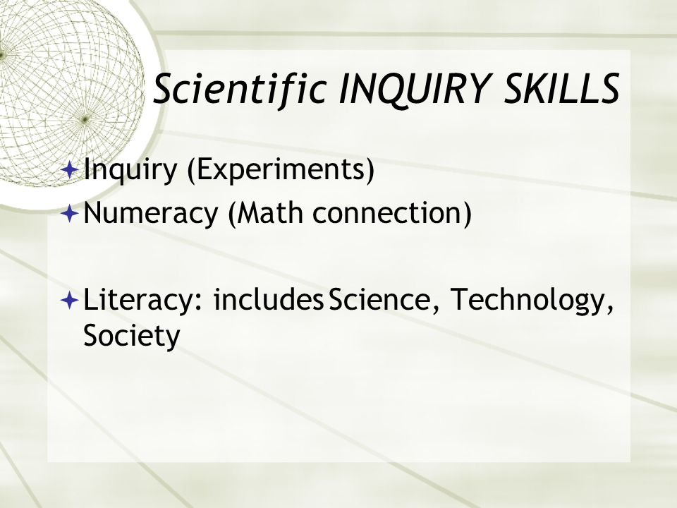 Science Testing (6-8) ✴ CMT Science Grade 8 Mar 08 ✴ Covers 6-8 topics ✴ Half on Skills, Embedded Tasks ✴ Assessments part of curriculum ✴ Quarterly Assessments 7-8 CMT like ✴ Practice for Grade 8 in Feb