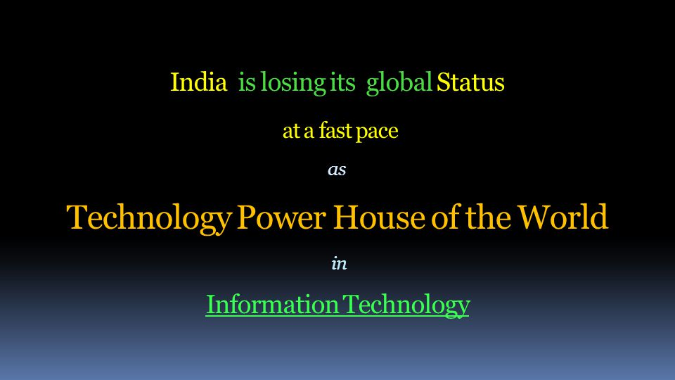 With Obama-Nomics in Place Non-Technical Jobs in Call Centres managed by The Untaught but Qualified Indian IT Professionals Returned to U.S.