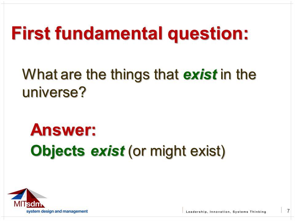 58 Questions and (hopefully) Answers Contact: Dov Dori – dori@mit.edu dori@mit.edu
