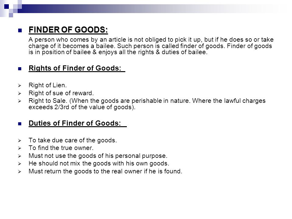 PLEDGE: PLEDGE: Bailment of goods as a security for payment of debts or performance of promise is called pledge.
