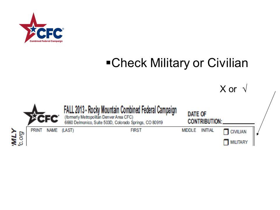  Payroll Allotment Pledge Military or Civilian X or √ Pledge Card 100.001200.00