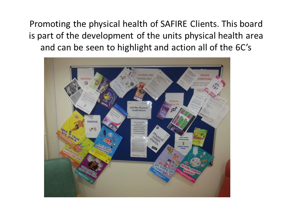 Another SAFIRE 6C pledge With the assistance of team members, clients and carers I will participate in the '15 Steps Challenge ' in 2013/14.