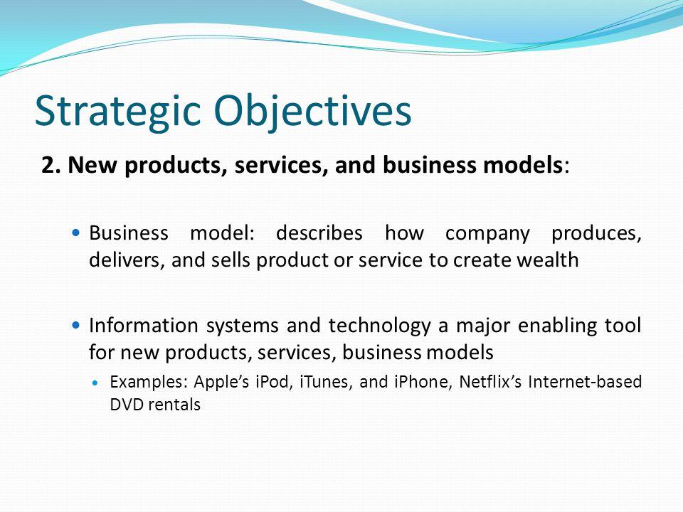 Strategic Objectives 2.