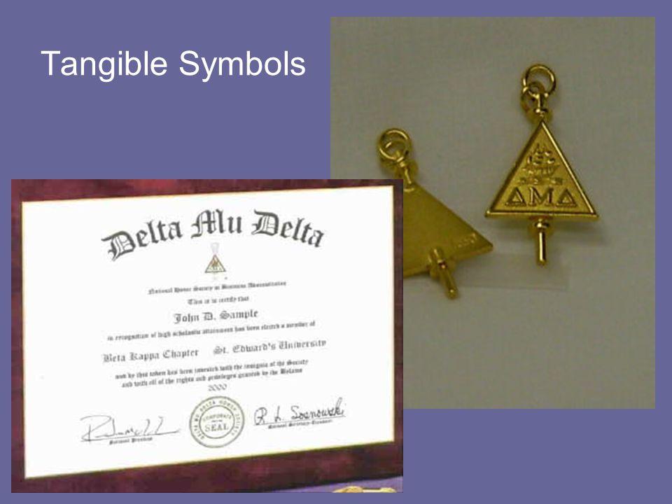 Tangible Symbols