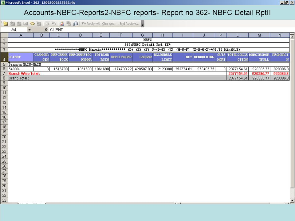 Accounts-NBFC-Reports2-NBFC reports- Report no 362- NBFC Detail RptII