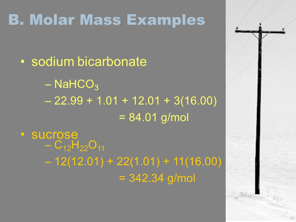 The Mole, Chemistry s Mascot