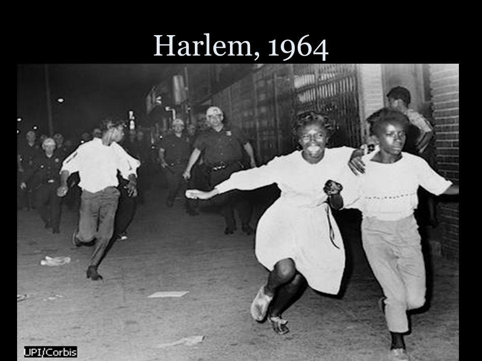 Watts Riot, August 1965