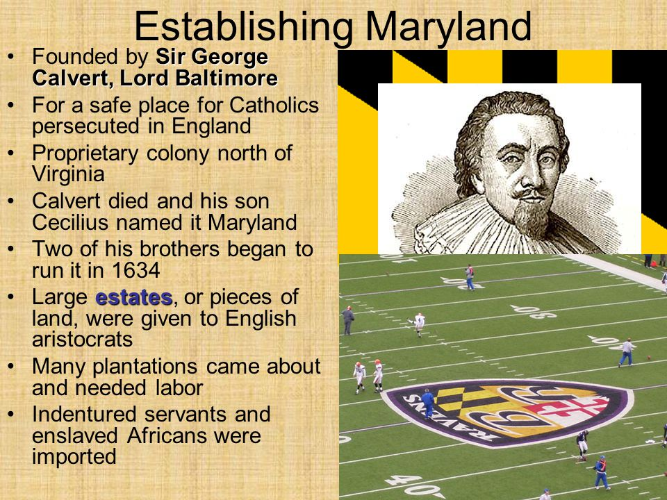 Lord Baltimore wanted a safe place for Catholics. 1.True 2.False