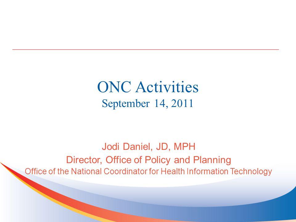 Agenda Strategic Plan – Final Consumer e-Health Program Launch Data Integrity and Fraud Detection/Prevention 2