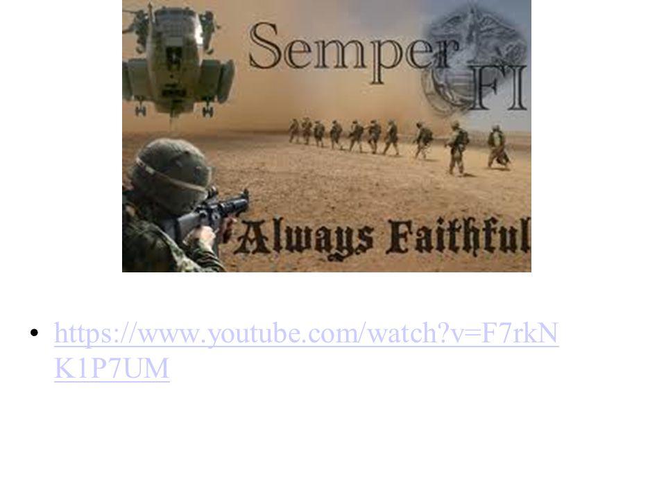 https://www.youtube.com/watch?v=F7rkN K1P7UMhttps://www.youtube.com/watch?v=F7rkN K1P7UM