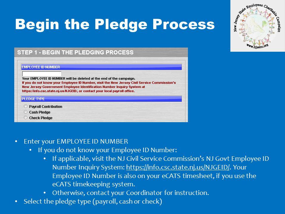 Pledge Type....