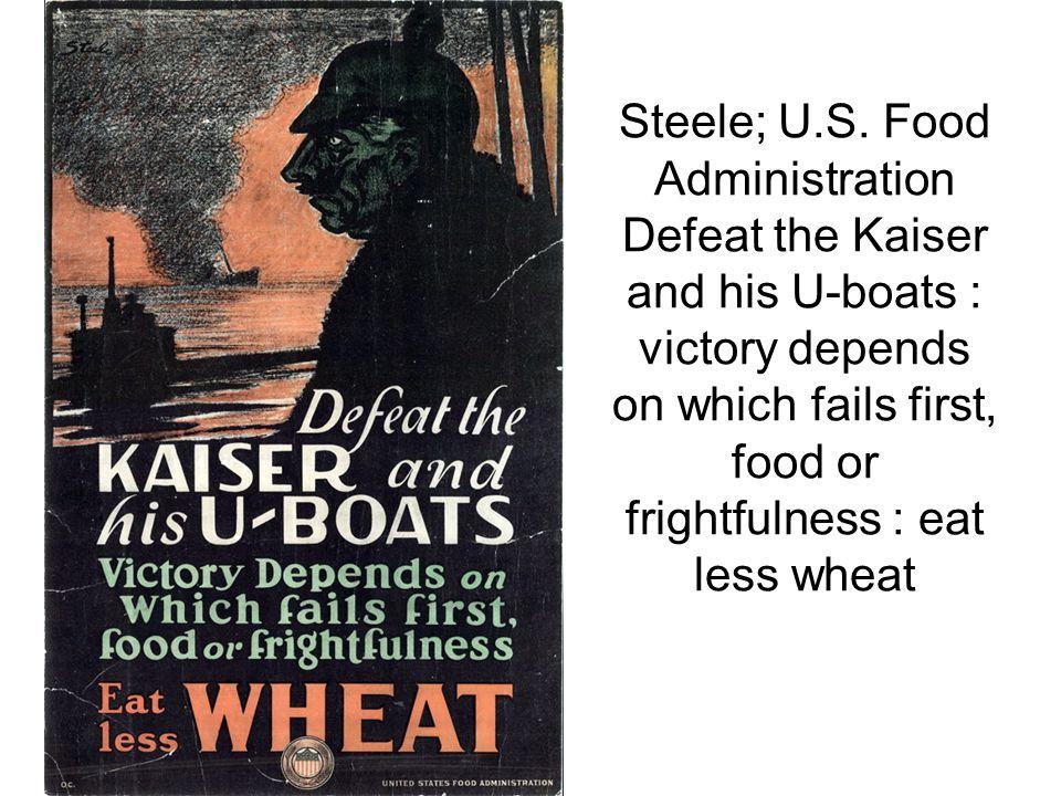 Steele; U.S.