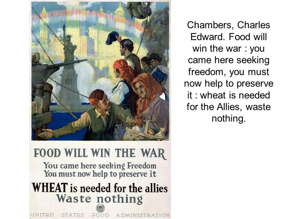 Chambers, Charles Edward.