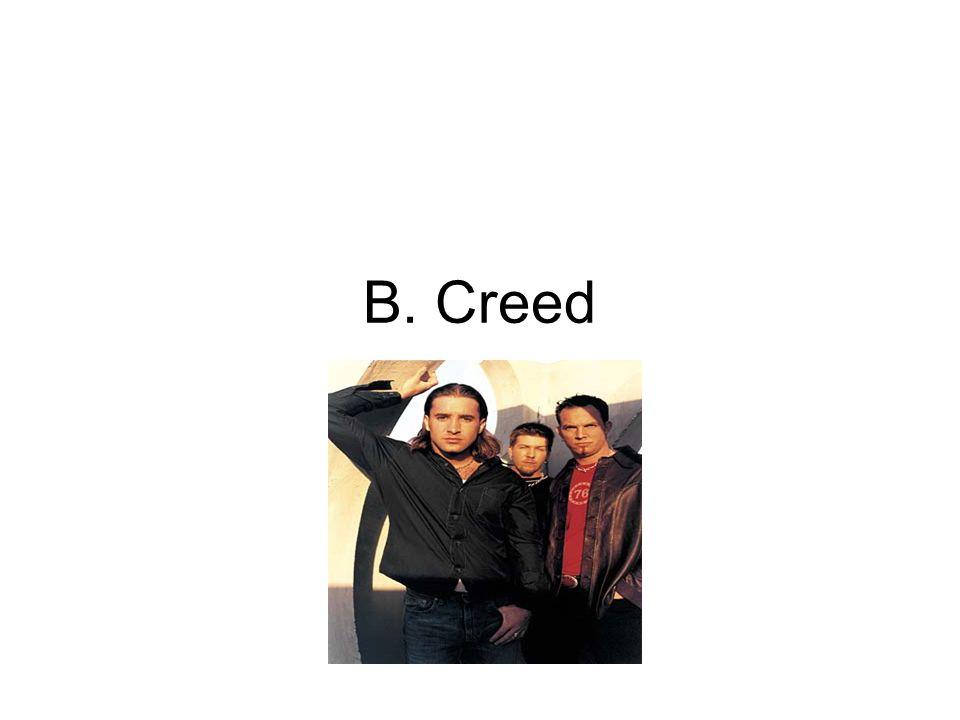 B. Creed