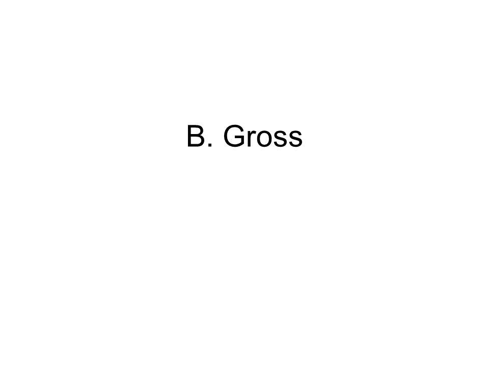 B. Gross