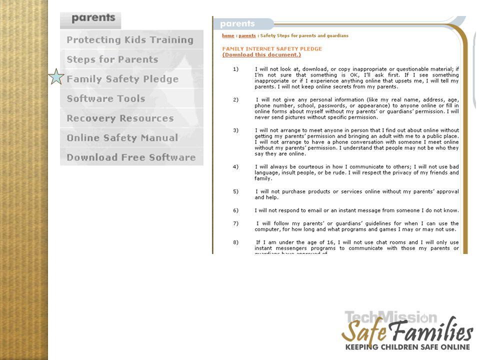 Website tour parents 3