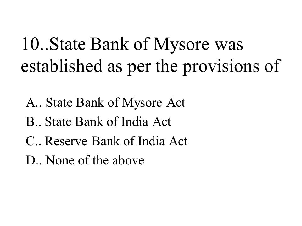 09.. For State Bank Of India Audit who can be eligible to conduct Audit.