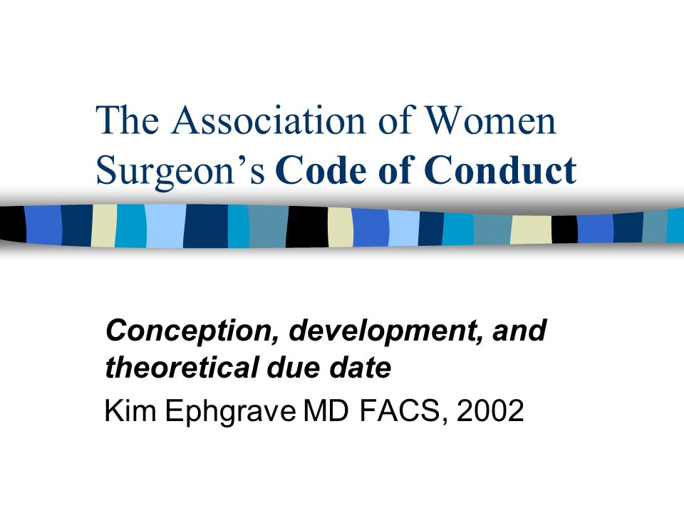 Is Harassment part of Surgical Culture.