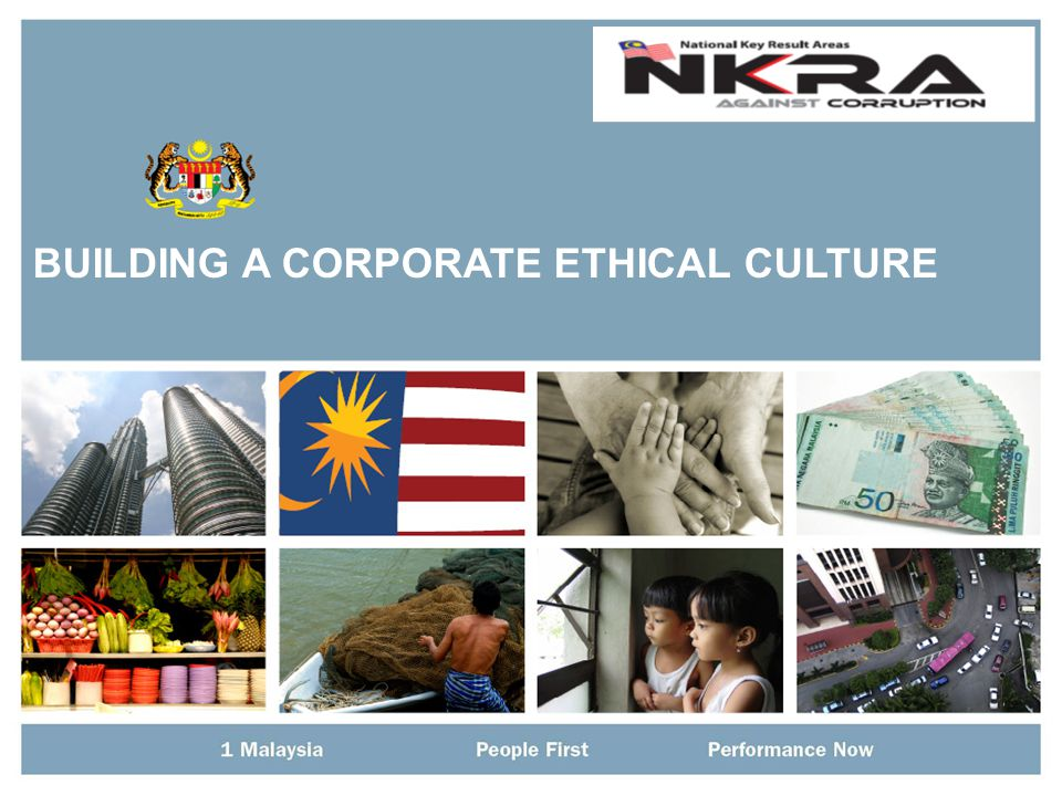 TRACKER Unit of measure 1 Footnote SOURCE: Source 32 Initiative overview THE CORE PRINCIPLES OF CORPORATE INTEGRITY PLEDGE (C.I.P.) To promote principles of transparency, integrity and corporate governance To include anti-corruption elements to strengthen its internal procedures To adhere to the anti-corruption laws To eradicate all forms of corruption To support anti-corruption initiatives by the MACC and the Government 1 5 4 3 2