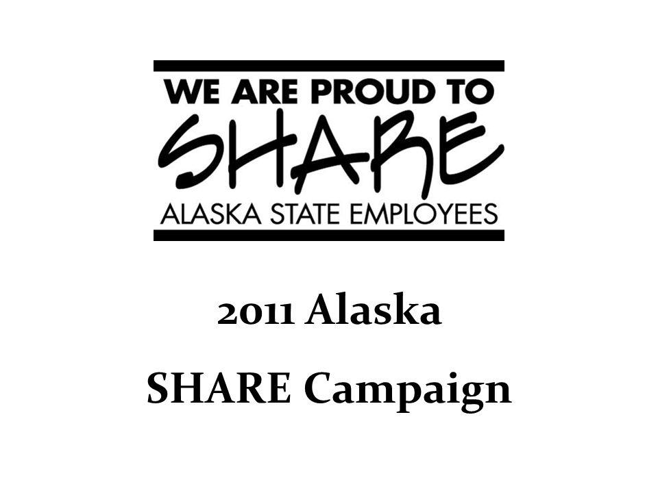 2011 Alaska SHARE Campaign