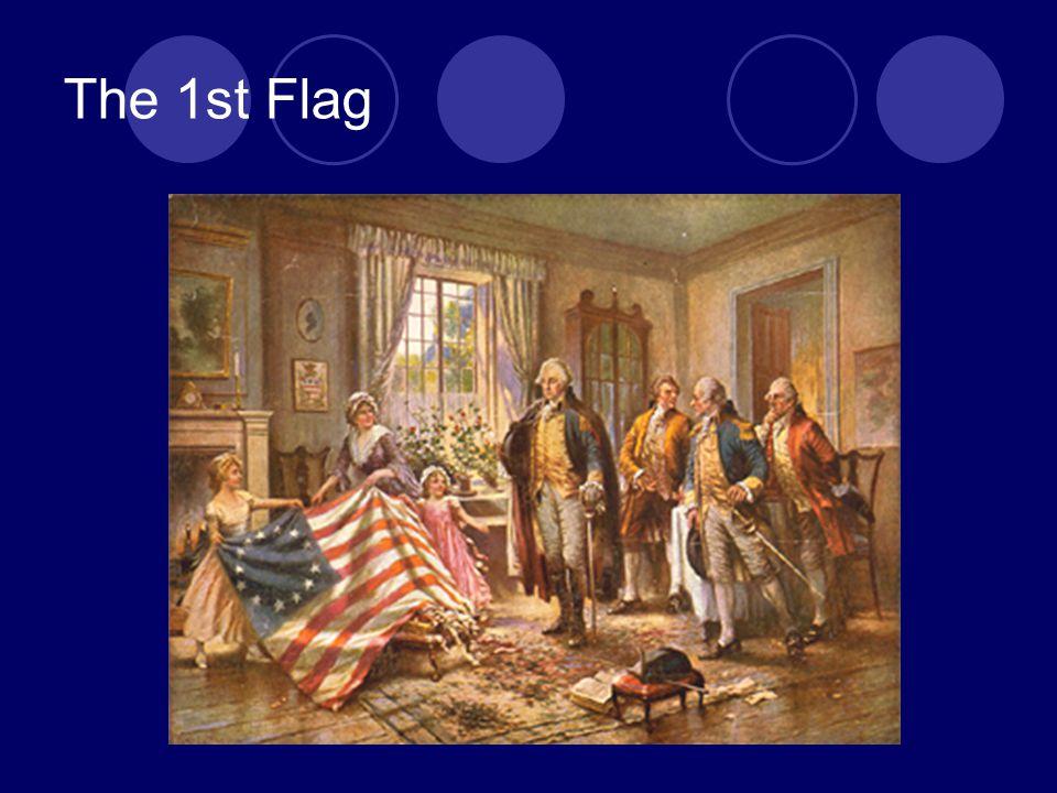 The 1st Flag