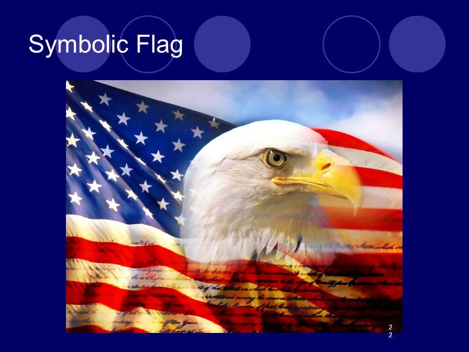 22 Symbolic Flag