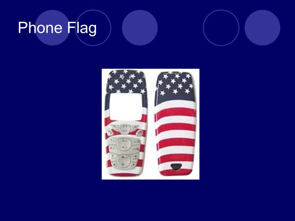 Phone Flag