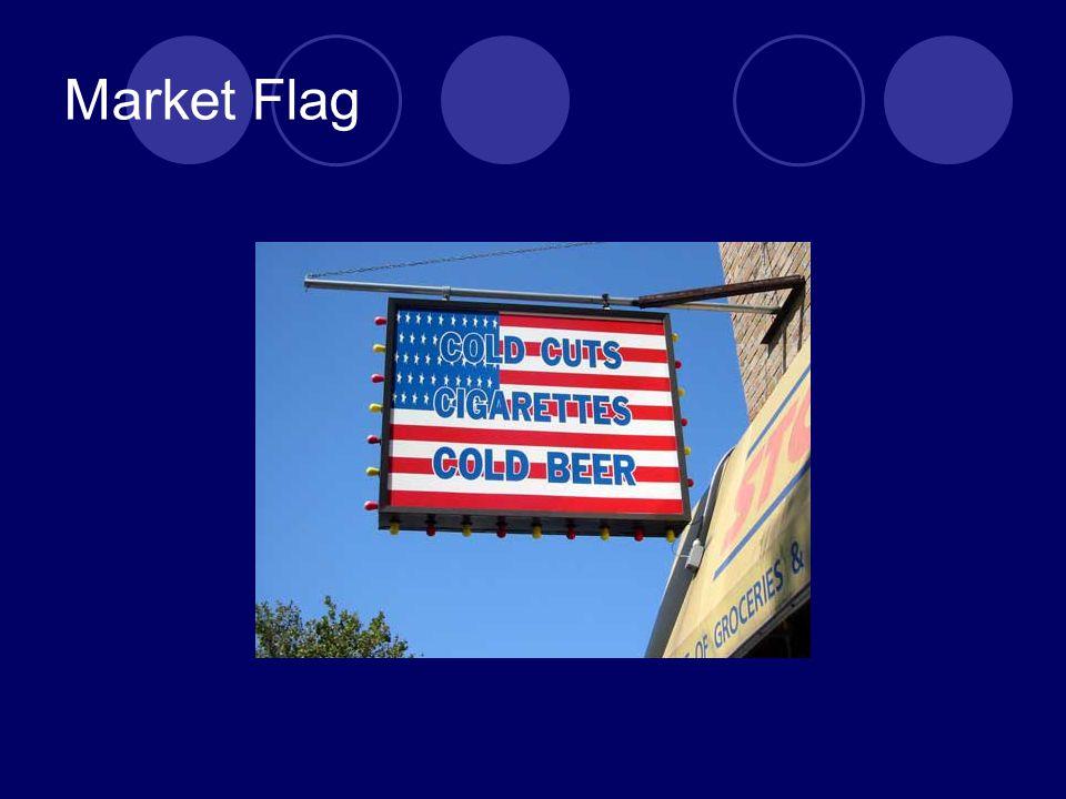 Market Flag
