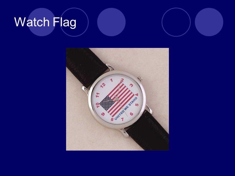 Watch Flag