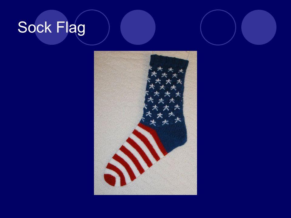 Sock Flag
